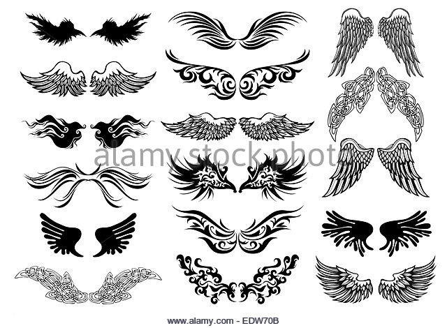 Bat Tattoo Stock Photos & Bat Tattoo Stock Images.