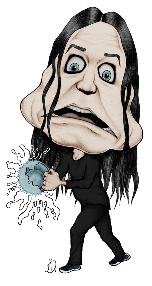 Ozzy clipart.
