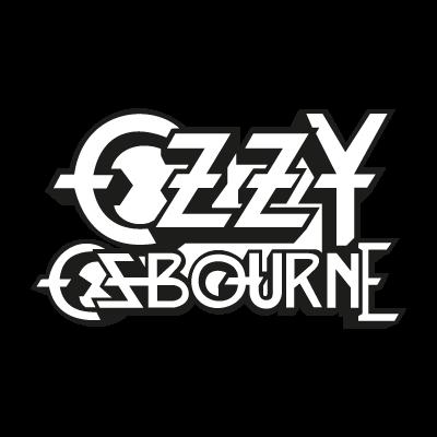 Ozzy Osbourne vector logo free.
