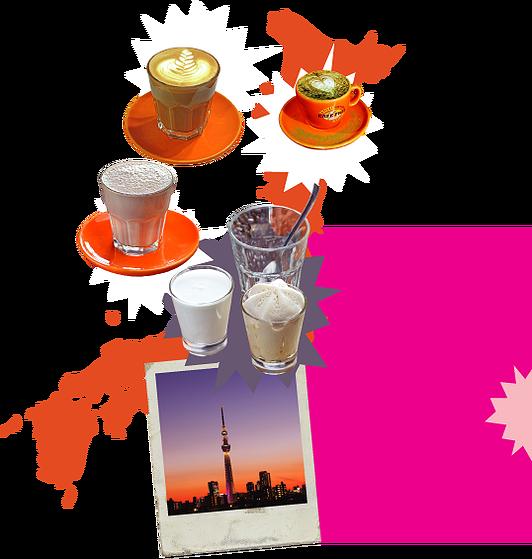 CAFE FREI • kávék.