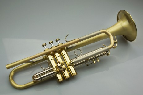 Trumpets with Perinet valve.