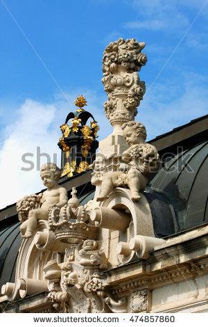 Dresden Stock Photos, Royalty.