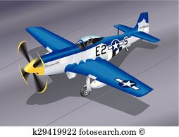 P 51 Clipart EPS Images. 10 p 51 clip art vector illustrations.