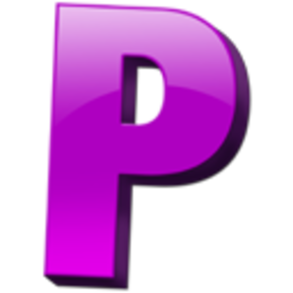 Letter P Icon 1 Free Images At Clker Com Vector Clip Art Online.