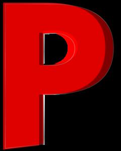 P Clipart.