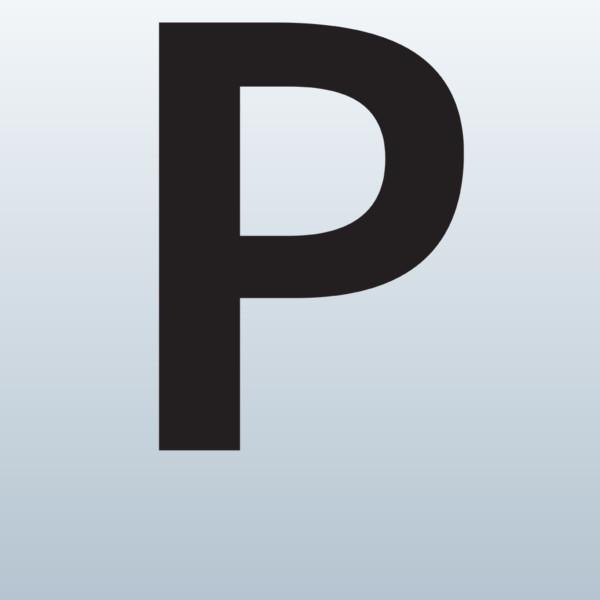 Letter P Clipart.