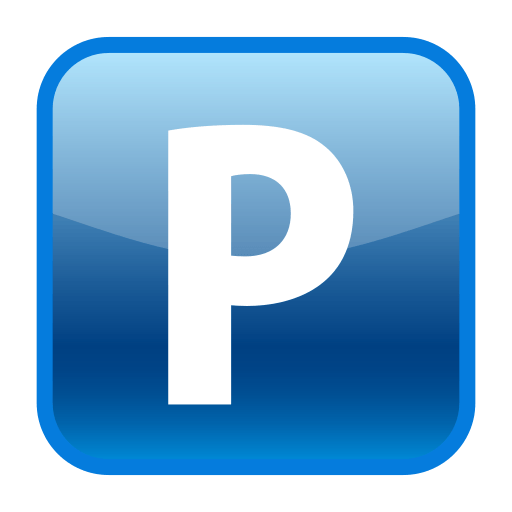 P emoji download free clipart with a transparent background.