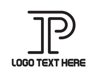 Letter P Logos.