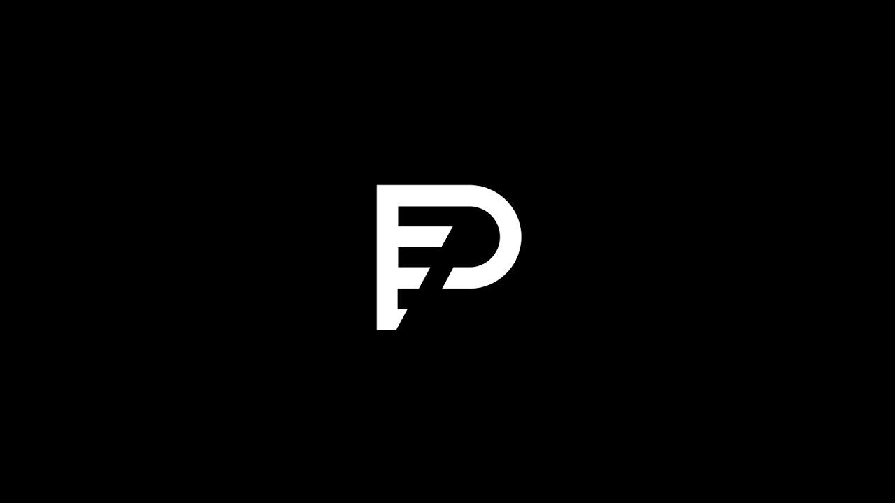 Letter P Logo Designs Speedart [ 10 in 1 ] A.