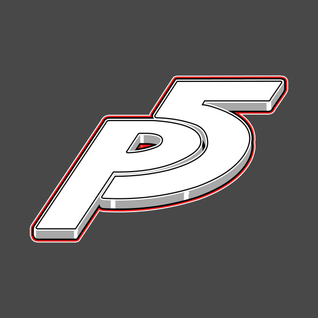 [PERSONA 5] P5.