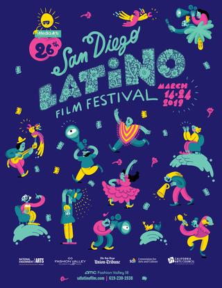 26th San Diego Latino Film Festival Catalogue by Ethan.