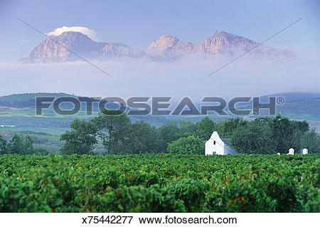 Picture of South Africa, Western Cape Province, Boland District.