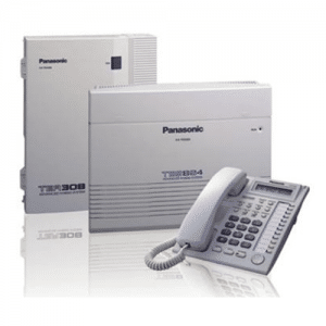 Panasonic PBX TES 824(8CO Lines 24 Extensions) + 24 Analogue phone TS 500  Package.