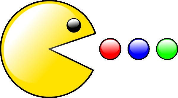 Free Pac Man Cliparts, Download Free Clip Art, Free Clip Art.