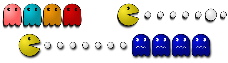 Free Clipart: Pacman.