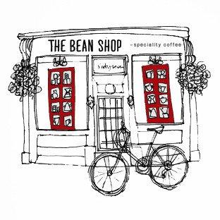 Bean Shop Blend.