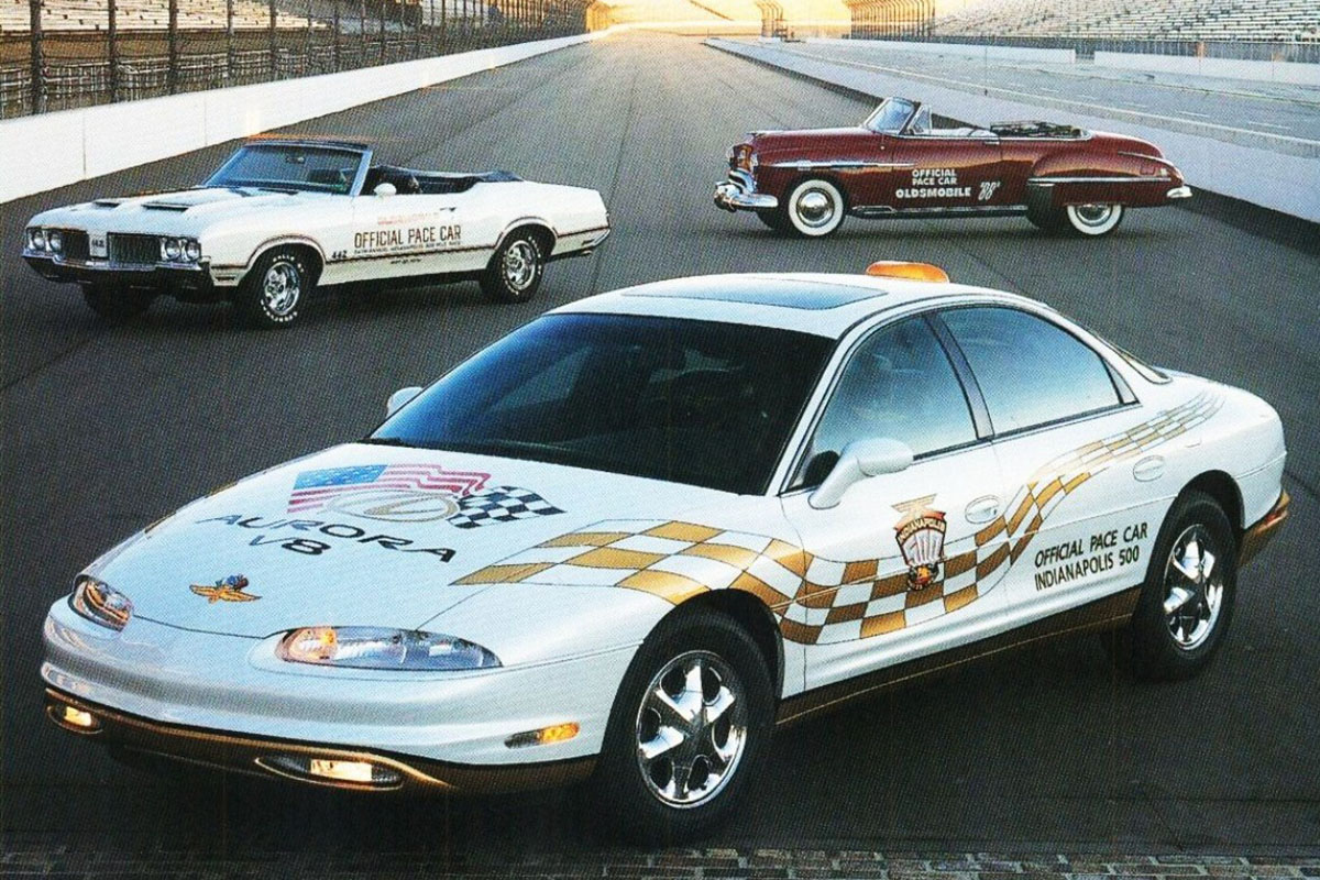 Ten Of The Lamest Indianapolis 500 Pace Cars Of All Time.