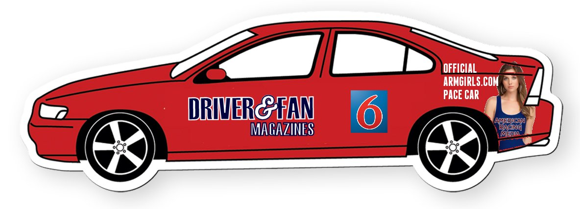 Official ARMGirls.com Pace Car.