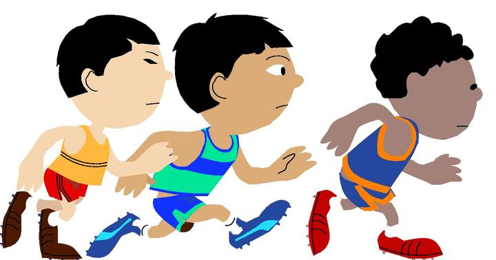 Young Runners: A Media Must For Healthy Track Season.