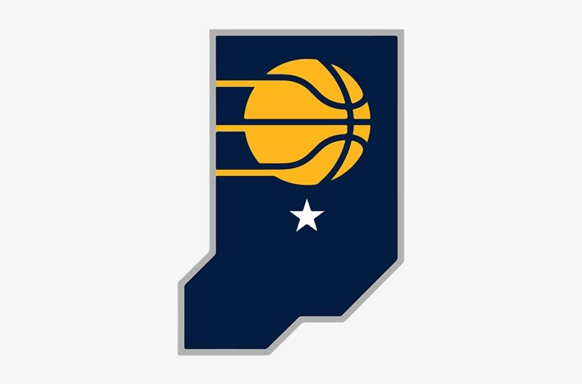 Indiana Pacers Alternate Logo.