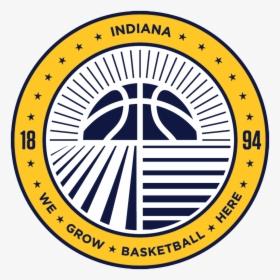 Transparent Indiana Pacers Logo Png.