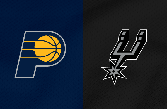 Spurs and Pacers New Logos Unveiled on 2017 NBA Draft Hats.