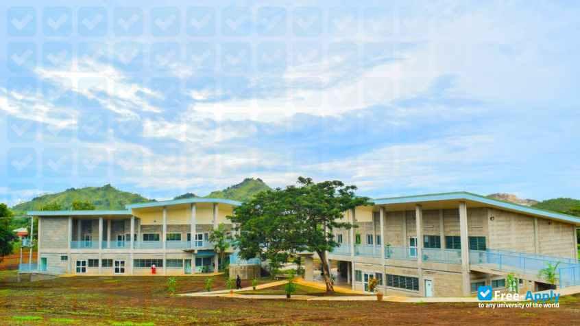 Pacific Adventist University.
