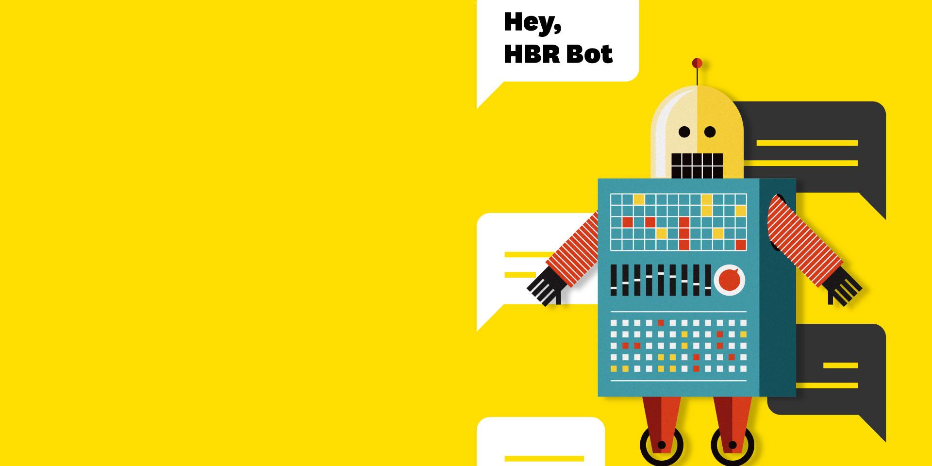HBR Bot for Slack.