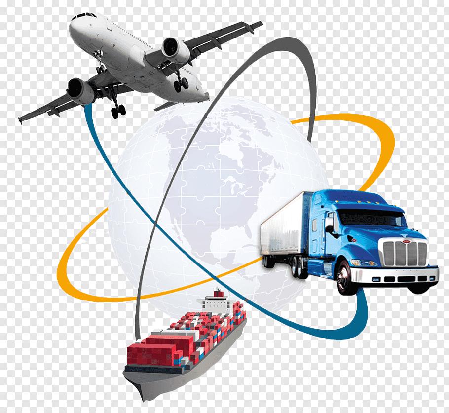 Logistics Cargo Service Freight Forwarding Agency Transport.