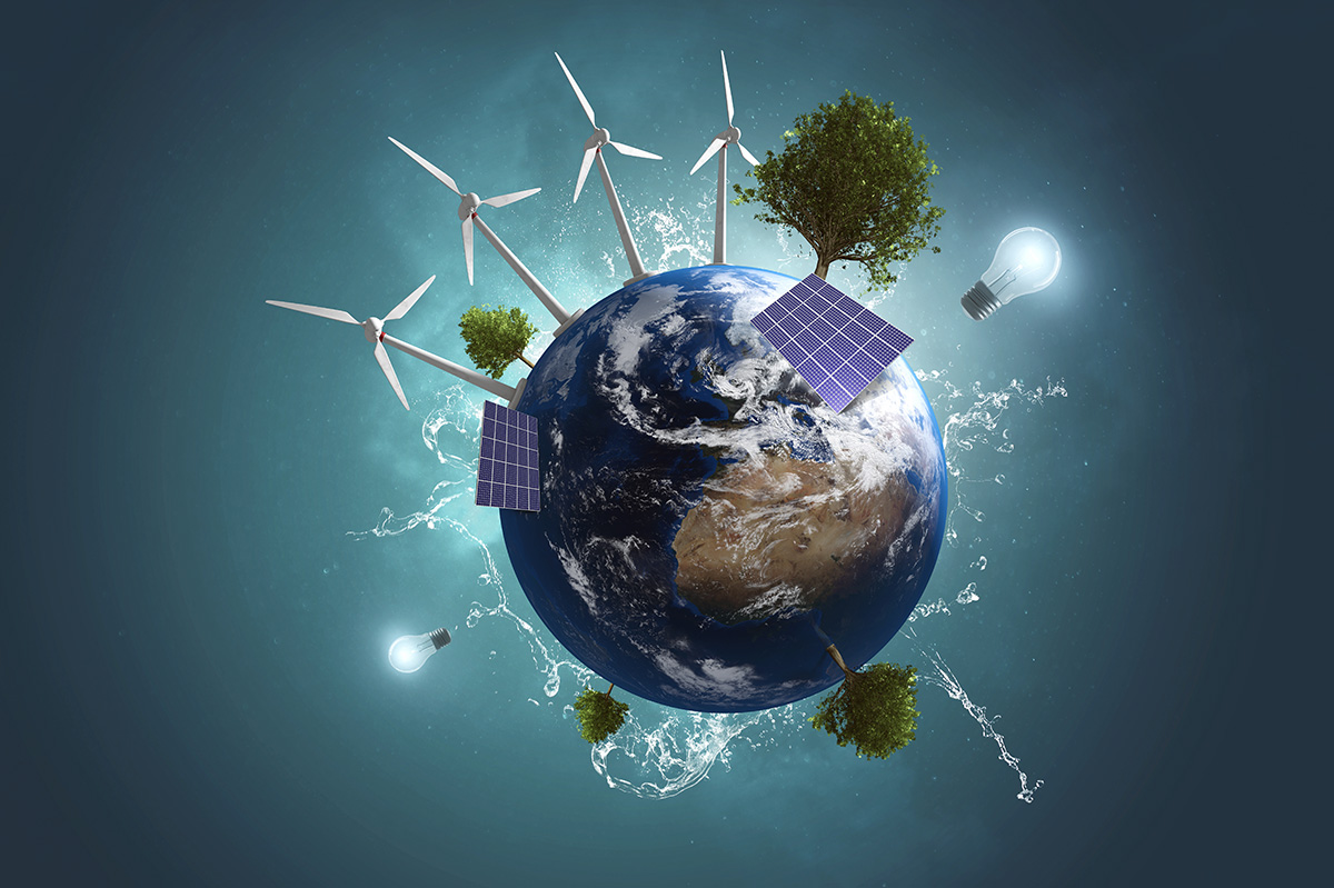 China Eyes Belt & Road to expand Renewable Energy.