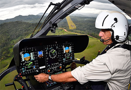 PNG Helicopters.