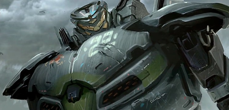Pacific Rim : Creating the Robots.