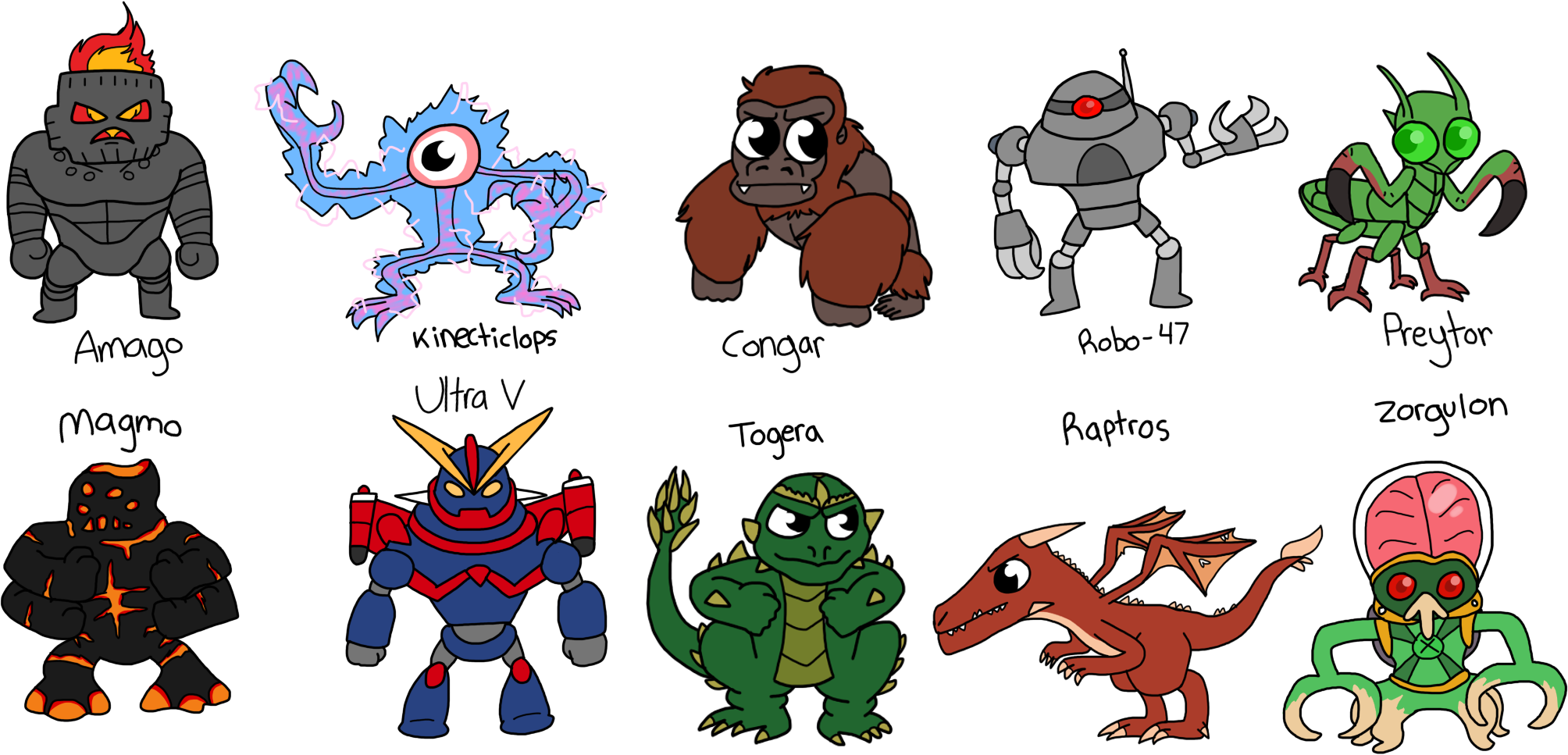 So I saw Pacific Rim Today by DabroodThompson on DeviantArt.