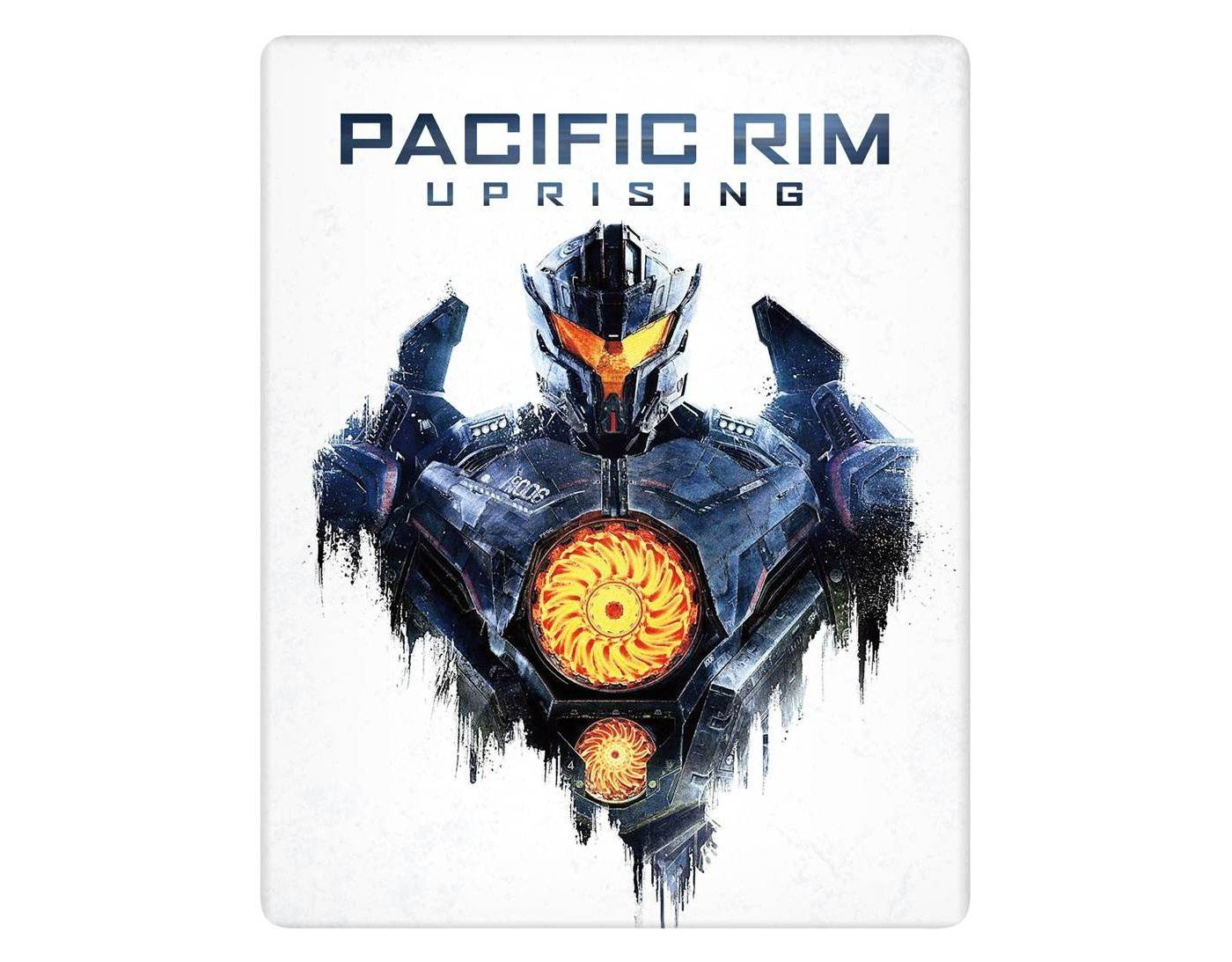 Amazon.com: Pacific Rim: Uprising Steelbook (Blu.