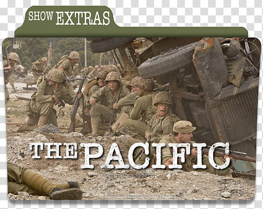The Pacific, extras icon transparent background PNG clipart.