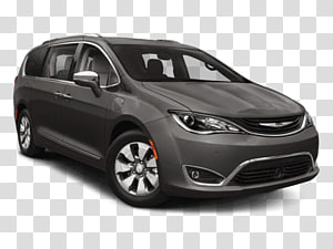 2018 Chrysler Pacifica Hybrid transparent background PNG.