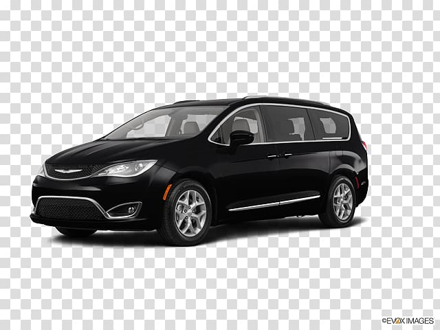 Chrysler Pacifica Touring Plus Passenger Van Jeep Car 2018.