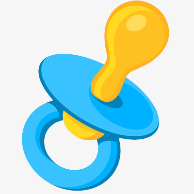 Pacifier Clipart Png.