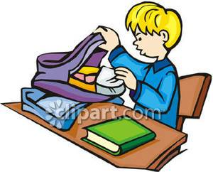 Pack backpack clipart 2 » Clipart Portal.