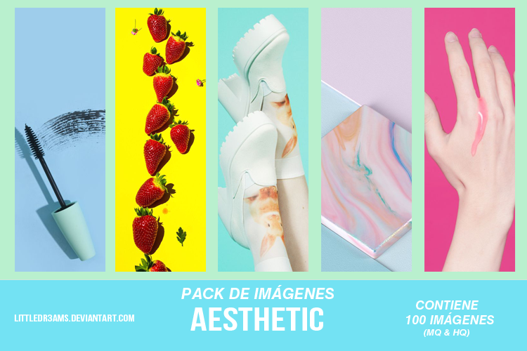 AESTHETIC PACK by LittleDr3ams on DeviantArt.