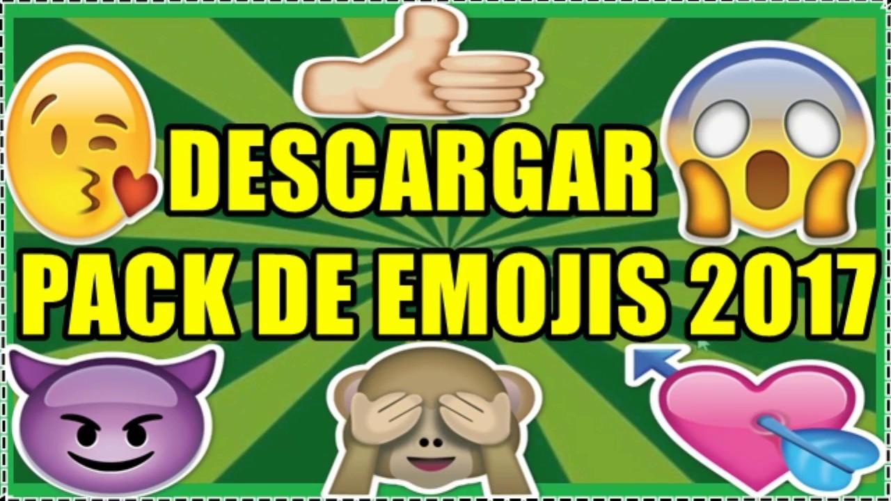 Descargar Super Pack De Emojis Sin Fondo 2017 Octubre Facil.