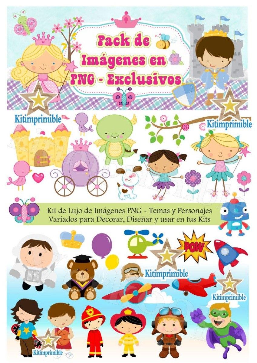 Mega Kit Pack De Imagenes En Png Temas Variados Empresarial.