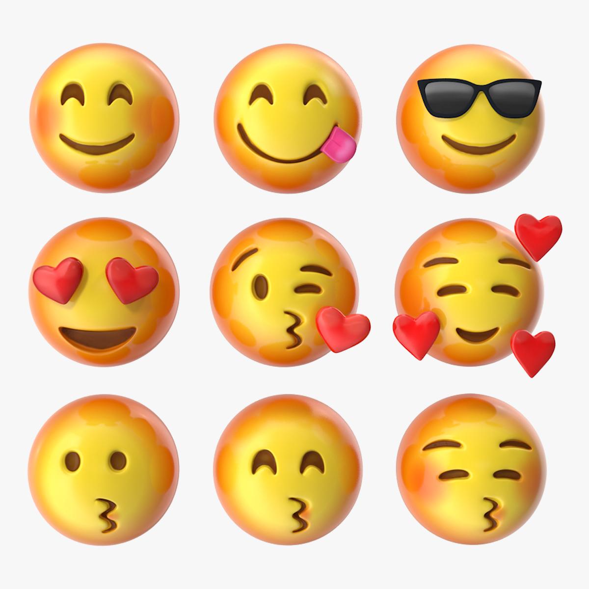 Emoji Pack 2 (10.