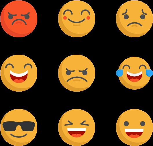 91 Emoji Icon Packs.