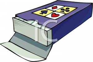62+ Deck Of Cards Clipart.