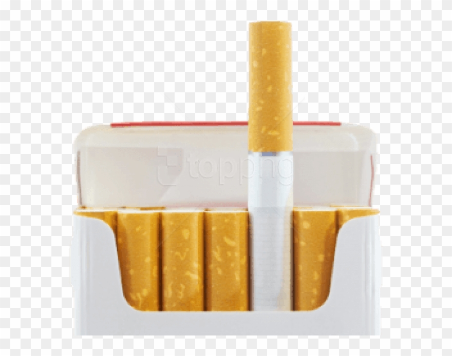Cigarette Open Pack Png.