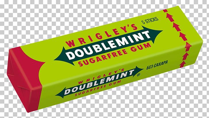 Chewing gum Doublemint Orbit Wrigley Company Wrigley\'s.