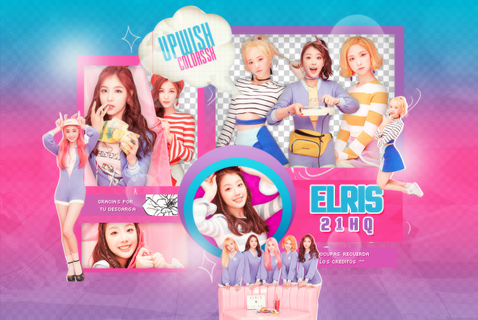 ELRIS PNG PACK #1 by Upwishcolorssx on DeviantArt.
