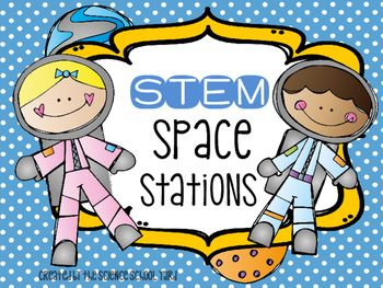 STEM Space Stations.
