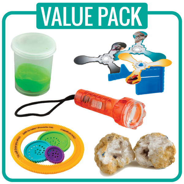 Imagination Station Student Value Pack.